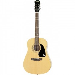 EPIPHONE DR-100 NATURAL CH HDWE