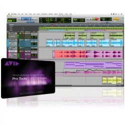 AVID UPGRADE AND SUPPORT PLAN FOR PRO TOOLS