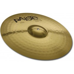 PAISTE 101 BRASS CRASH 14""