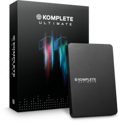 NATIVE INSTRUMENTS KOMPLETE 11 ULTIMATE