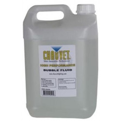 CHAUVET BJ5 BUBBLE FLUID 5L