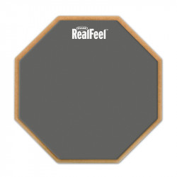"EVANS RF6GM 6"" REAL FEEL MOUNTABLE PAD"