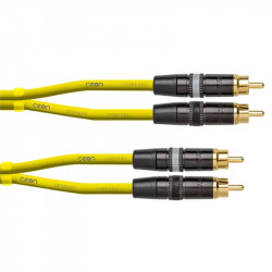CORDIAL CEON DJ RCA 1,5 (Yellow)