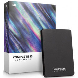 NATIVE INSTRUMENTS KOMPLETE 13 ULTIMATE UPG K8- 13