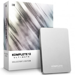 NATIVE INSTRUMENTS KOMPLETE 13 ULTIMATE COLLECTORS EDITION UPG K8- 13