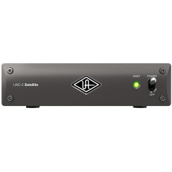 UNIVERSAL AUDIO UAD-2 SATELLITE THUNDERBOLT 3 QUAD CORE DSP